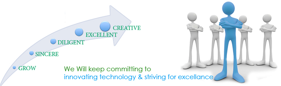 innovating technology & striving for excellance